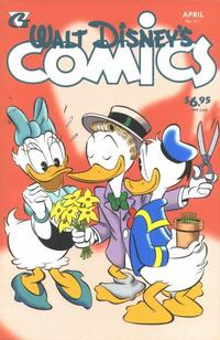 Cover Thumbnail for Walt Disney's Comics and Stories (Gladstone, 1993 series) #611