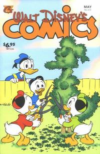 Cover Thumbnail for Walt Disney's Comics and Stories (Gladstone, 1993 series) #612
