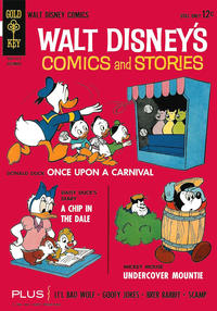 Cover Thumbnail for Walt Disney's Comics and Stories (Western, 1962 series) #v24#3 (279)