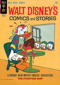 Cover Thumbnail for Walt Disney's Comics and Stories (Western, 1962 series) #v25#2 (290)