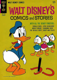 Cover Thumbnail for Walt Disney's Comics and Stories (Western, 1962 series) #v25#5 (293)