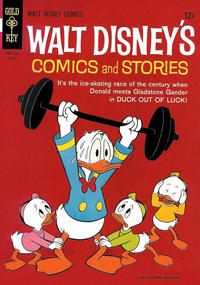 Cover Thumbnail for Walt Disney's Comics and Stories (Western, 1962 series) #v25#6 (294)