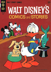 Cover Thumbnail for Walt Disney's Comics and Stories (Western, 1962 series) #v25#8 (296)