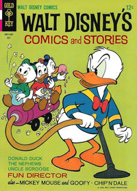 Cover Thumbnail for Walt Disney's Comics and Stories (Western, 1962 series) #v25#10 (298)