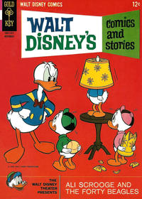 Cover Thumbnail for Walt Disney's Comics and Stories (Western, 1962 series) #v26#2 (302)