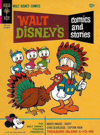 Cover Thumbnail for Walt Disney's Comics and Stories (Western, 1962 series) #v26#3 (303)