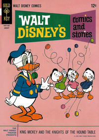Cover Thumbnail for Walt Disney's Comics and Stories (Western, 1962 series) #v26#4 (304)