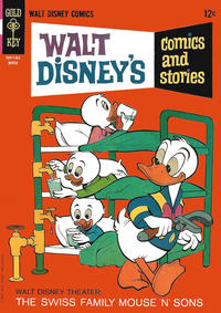 Cover Thumbnail for Walt Disney's Comics and Stories (Western, 1962 series) #v26#6 (306)