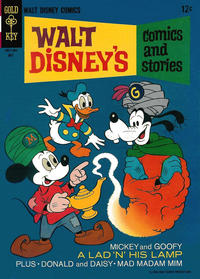 Cover Thumbnail for Walt Disney's Comics and Stories (Western, 1962 series) #v26#8 (308)