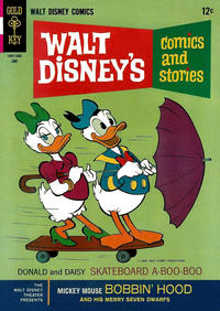 Cover Thumbnail for Walt Disney's Comics and Stories (Western, 1962 series) #v26#9 (309)