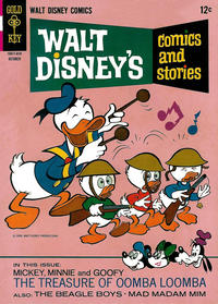 Cover Thumbnail for Walt Disney's Comics and Stories (Western, 1962 series) #v27#1 (313)