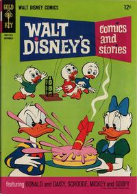 Cover Thumbnail for Walt Disney's Comics and Stories (Western, 1962 series) #v27#2 (314)
