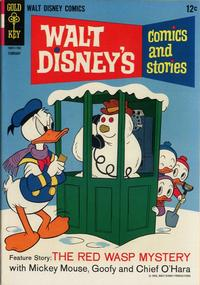 Cover Thumbnail for Walt Disney's Comics and Stories (Western, 1962 series) #v27#5 (317)