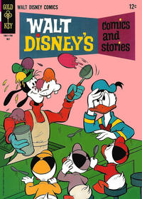 Cover Thumbnail for Walt Disney's Comics and Stories (Western, 1962 series) #v27#8 (320)