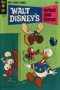 Cover Thumbnail for Walt Disney's Comics and Stories (Western, 1962 series) #v27#11 (323)
