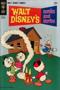 Cover Thumbnail for Walt Disney's Comics and Stories (Western, 1962 series) #v28#2 (326)