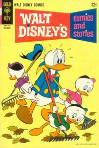 Cover Thumbnail for Walt Disney's Comics and Stories (Western, 1962 series) #v28#3 (327)