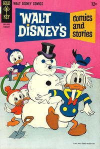 Cover Thumbnail for Walt Disney's Comics and Stories (Western, 1962 series) #v28#5 (329)