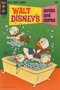 Cover Thumbnail for Walt Disney's Comics and Stories (Western, 1962 series) #v28#6 (330)