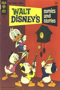 Cover Thumbnail for Walt Disney's Comics and Stories (Western, 1962 series) #v28#8 (332)