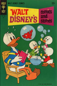Cover Thumbnail for Walt Disney's Comics and Stories (Western, 1962 series) #v28#10 (334)