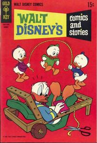 Cover Thumbnail for Walt Disney's Comics and Stories (Western, 1962 series) #v28#11 (335)