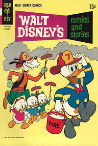 Cover Thumbnail for Walt Disney's Comics and Stories (Western, 1962 series) #v29#1 (337)