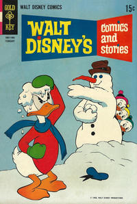 Cover Thumbnail for Walt Disney's Comics and Stories (Western, 1962 series) #v29#5 (341)