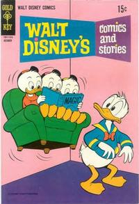 Cover Thumbnail for Walt Disney's Comics and Stories (Western, 1962 series) #v30#1 (349)