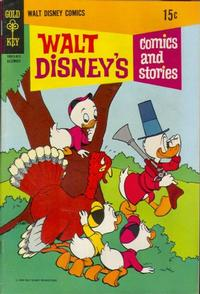 Cover Thumbnail for Walt Disney's Comics and Stories (Western, 1962 series) #v30#3 (351)