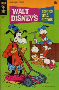 Cover Thumbnail for Walt Disney's Comics and Stories (Western, 1962 series) #v30#8 (356)
