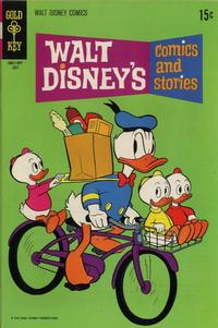 Cover Thumbnail for Walt Disney's Comics and Stories (Western, 1962 series) #v30#10 (358)
