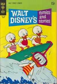 Cover Thumbnail for Walt Disney's Comics and Stories (Western, 1962 series) #v30#11 (359)