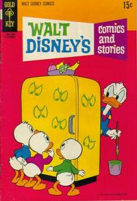Cover Thumbnail for Walt Disney's Comics and Stories (Western, 1962 series) #v30#12 (360)
