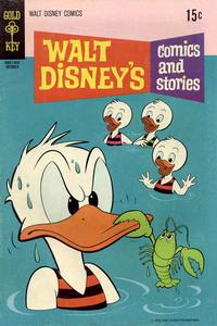 Cover Thumbnail for Walt Disney's Comics and Stories (Western, 1962 series) #v31#1 (361)