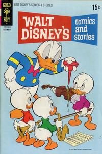 Cover Thumbnail for Walt Disney's Comics and Stories (Western, 1962 series) #v31#3 (363)