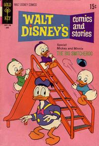 Cover Thumbnail for Walt Disney's Comics and Stories (Western, 1962 series) #v31#9 (369)