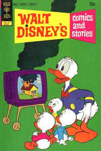 Cover Thumbnail for Walt Disney's Comics and Stories (Western, 1962 series) #v32#6 (378)