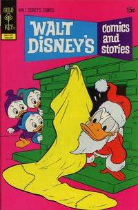 Cover Thumbnail for Walt Disney's Comics and Stories (Western, 1962 series) #v33#4 (388)