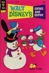 Cover Thumbnail for Walt Disney's Comics and Stories (Western, 1962 series) #v34#5 (401)