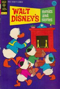 Cover Thumbnail for Walt Disney's Comics and Stories (Western, 1962 series) #v34#7 (403) [Gold Key]