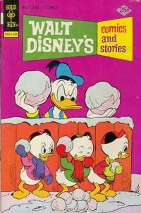 Cover Thumbnail for Walt Disney's Comics and Stories (Western, 1962 series) #v35#5 (413)