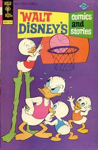 Cover Thumbnail for Walt Disney's Comics and Stories (Western, 1962 series) #v35#7 (415)