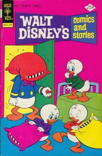 Cover Thumbnail for Walt Disney's Comics and Stories (Western, 1962 series) #v35#8 (416)