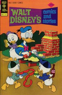Cover Thumbnail for Walt Disney's Comics and Stories (Western, 1962 series) #v35#10 (418)