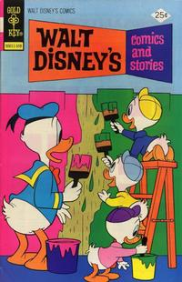 Cover Thumbnail for Walt Disney's Comics and Stories (Western, 1962 series) #v35#11 (419) [Gold Key]