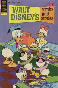 Cover Thumbnail for Walt Disney's Comics and Stories (Western, 1962 series) #v36#2 (422) [Gold Key]