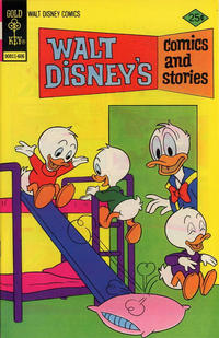 Cover Thumbnail for Walt Disney's Comics and Stories (Western, 1962 series) #v36#9 (429) [Gold Key]