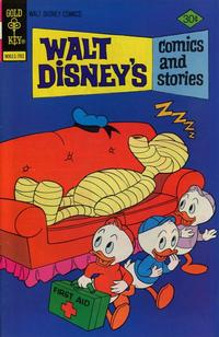 Cover Thumbnail for Walt Disney's Comics and Stories (Western, 1962 series) #v37#4 (436)