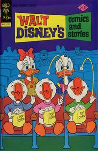 Cover Thumbnail for Walt Disney's Comics and Stories (Western, 1962 series) #v37#5 (437) [Gold Key]